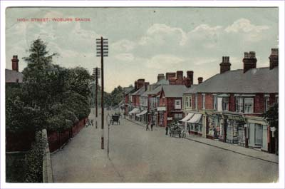 Woburn Sands - High Street