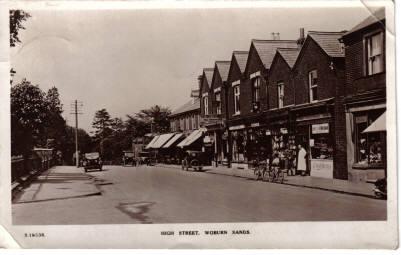 The Shops, Woburn Sands