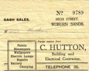 """Huttons Builders, commemorated in """"Hutton Way"""""""