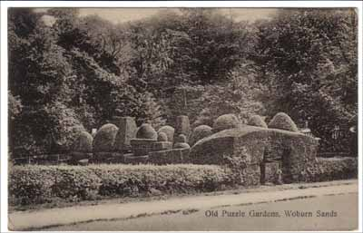 Woburn Sands - Grounds c.1925