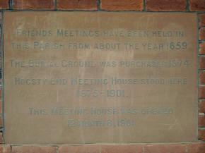 MeetingHouse details