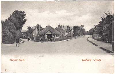 The Cyclists Rest, Station Road