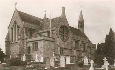 Woburn Sands Church