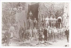 Woburn Sands - Wavendon brickworkers