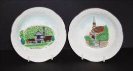 Woburn Sands Crested China