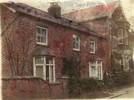 "No. 5, Church Road, Aspley Heath. ""Melbourne House"""
